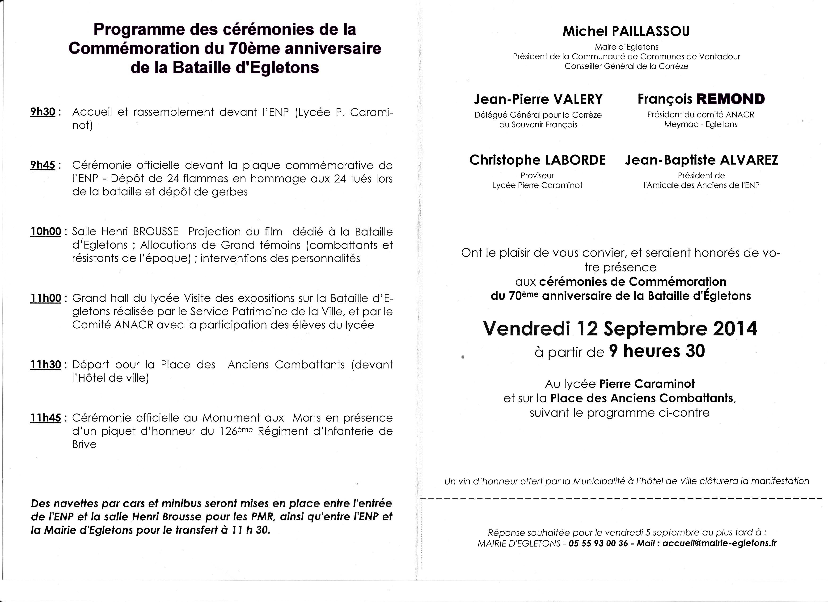 Le Site De L Anacr Correze Invitation Verso
